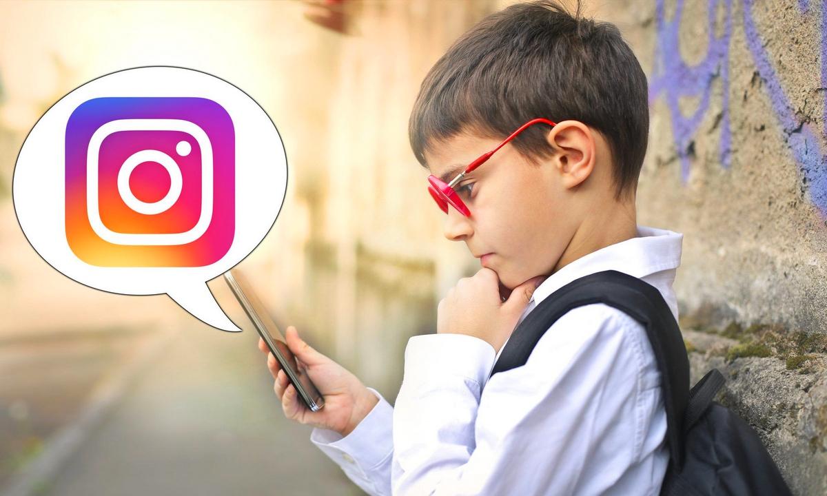 Instagram'dan çocuklar için kötü haber!