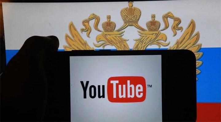 Rusya'dan YouTube'a kapatma tehdidi